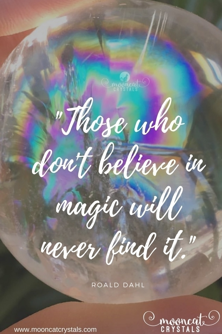 Find magic - shop collection go - mooncatcrystals | ello