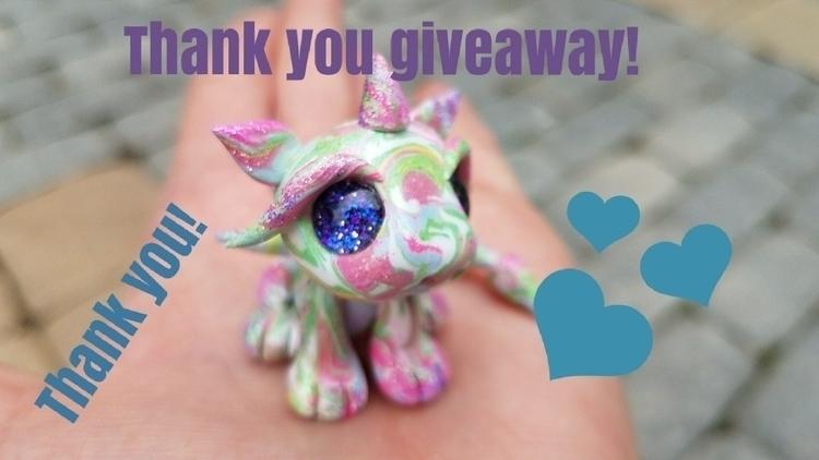 guys!! Im giveaway Unicorn Cand - mysunkissedstudio | ello