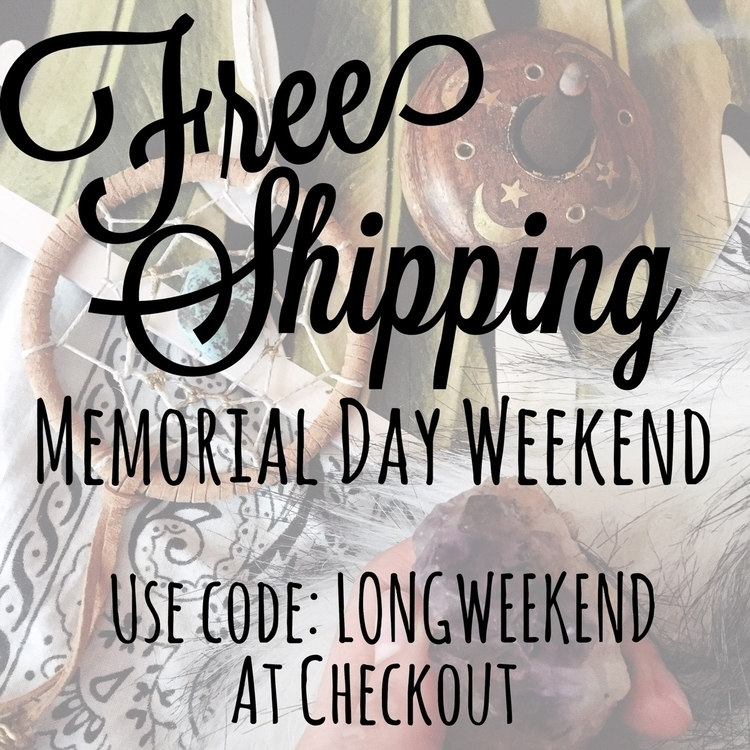 Free Shipping weekend Etsy Shop - dreamsongs | ello