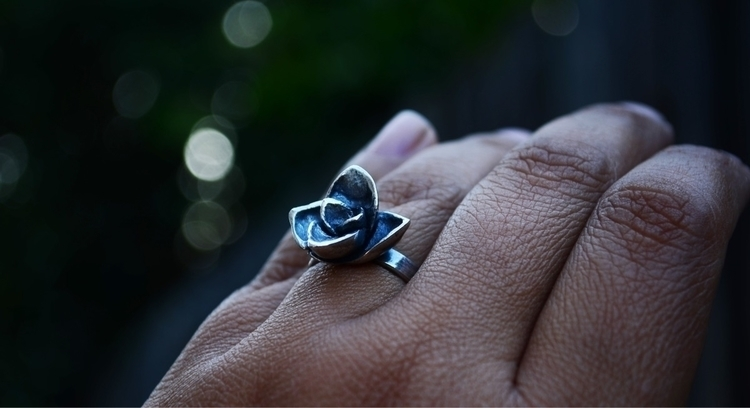 Succulent ring. Love cool night - humbleseed | ello