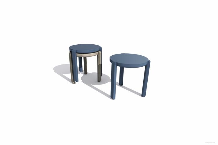 stole - minimal, furniture, tools - mhjl   ello