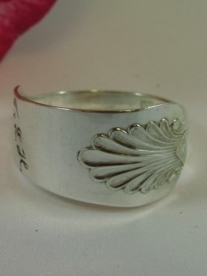 vintage sterling silver spoon r - ateliercrafers | ello