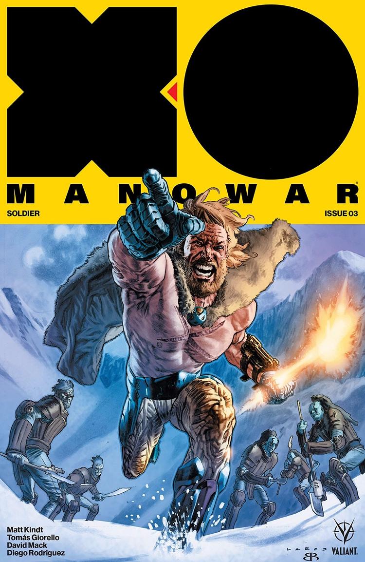 Manowar Valiant Entertainment 2 - oosteven   ello