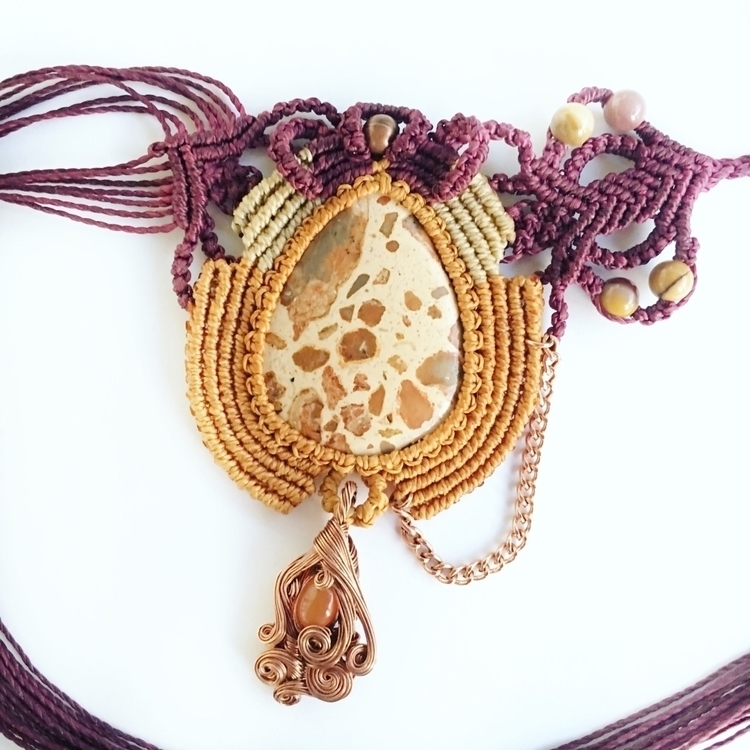 WIP (work progress). stunning p - midwestmacrame | ello