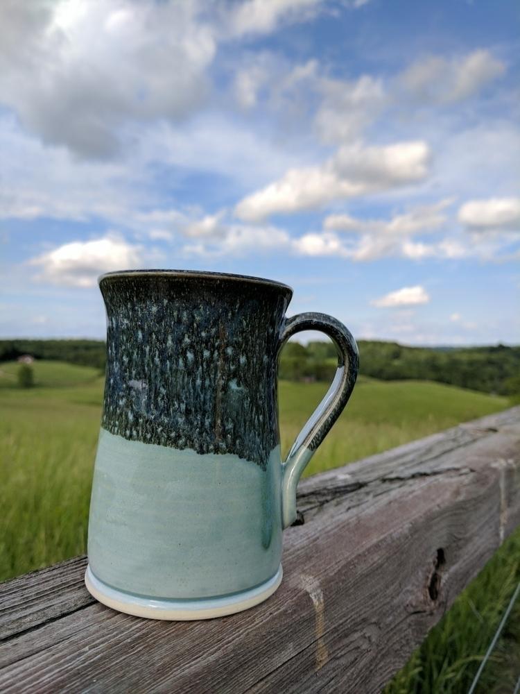 Sittin pretty - clay, potter, mug - hillippieclayco   ello