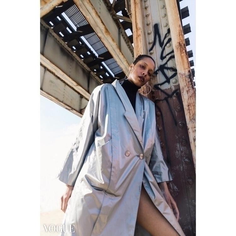 Model: Fulani Thrasher, Stylist - boggs_brody | ello