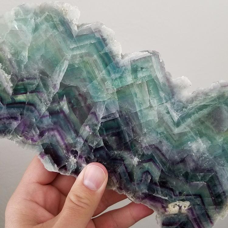 Fluorite favorite minerals phot - monkandmoon | ello