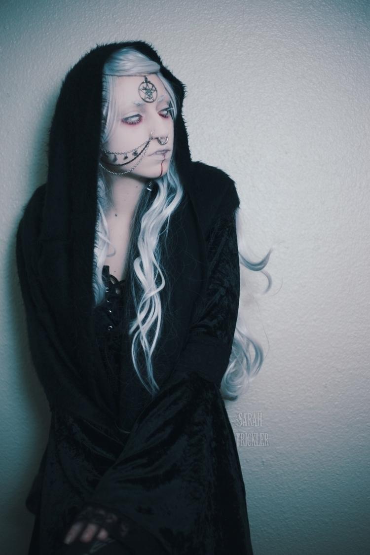 Dark Summoner - Ft Lady Duvessa - sarahtrickler | ello
