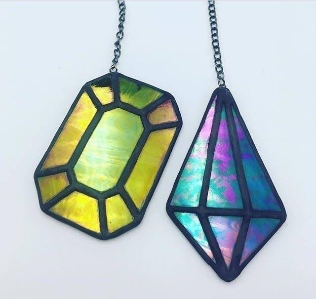 Jewels brighten day - thepomegranatescrown - thepomegranatescrown   ello