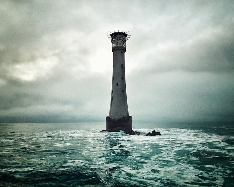 Bishop Rock Lighthouse / Isles  - jacklowe | ello
