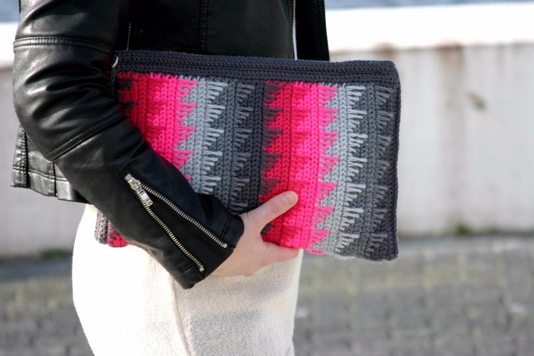handmade clutch stylish ladies - vilka | ello