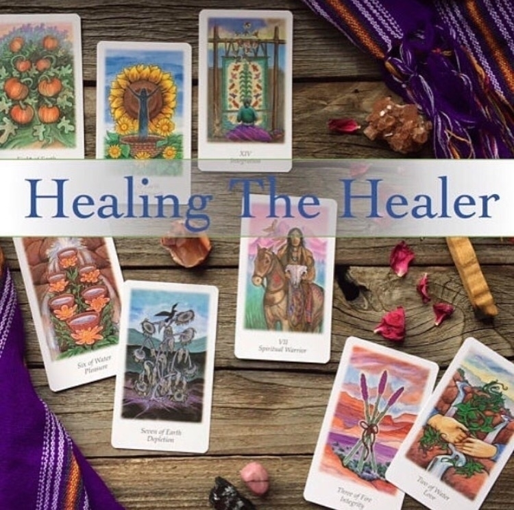 reading spiritual healers, seek - everblueintuitive | ello