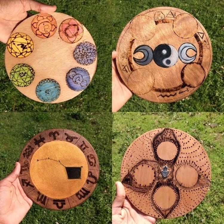 gemstone grid designs - handmade - dreamergemstones | ello
