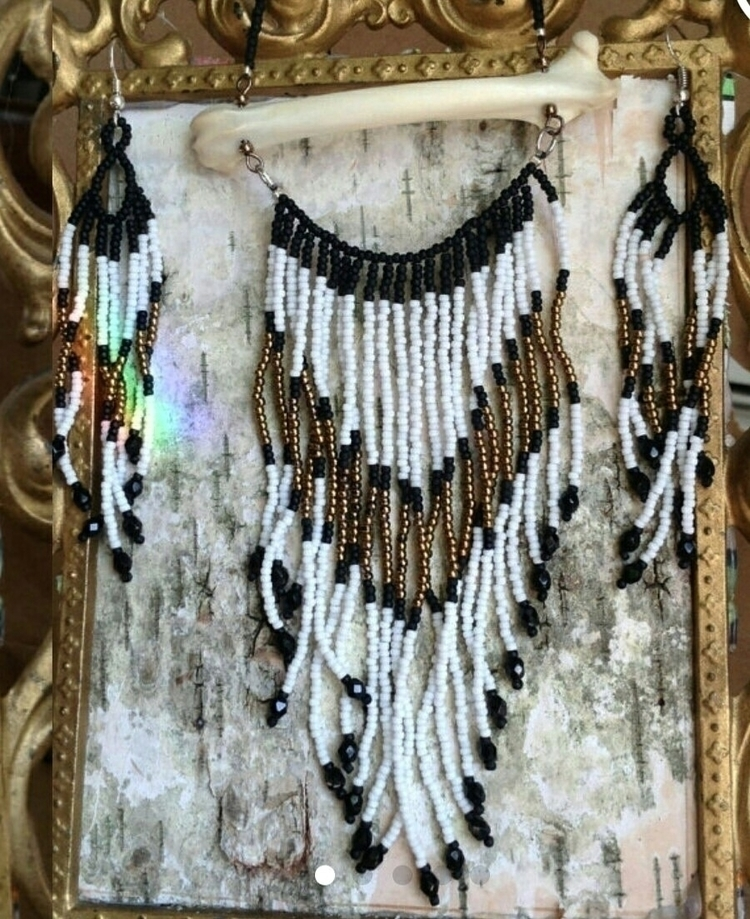 bones jewelry pieces gathered n - theterrestrialhand | ello