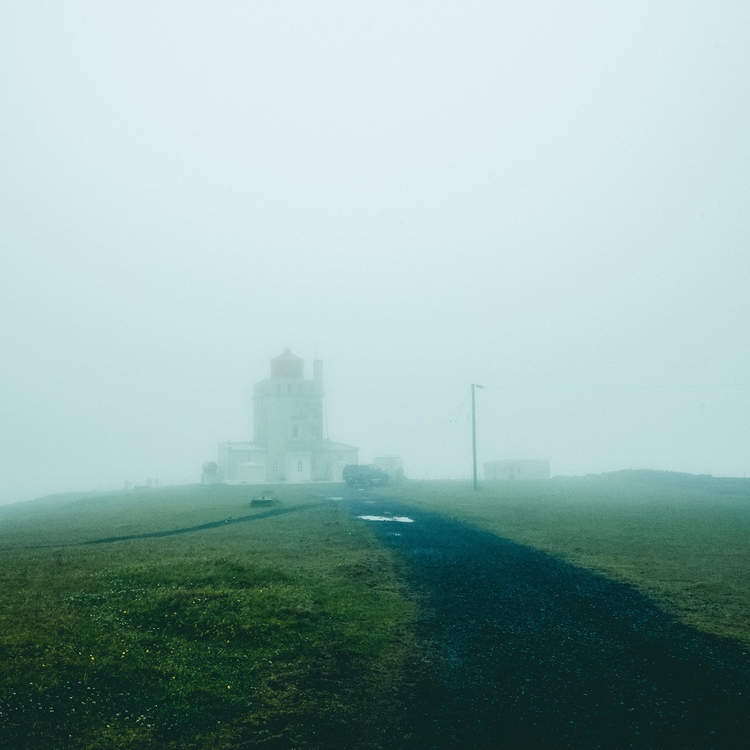 cold foggy days Icelands southe - lavisuals | ello