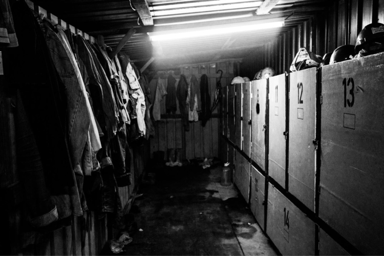 Work locker - junwooson | ello