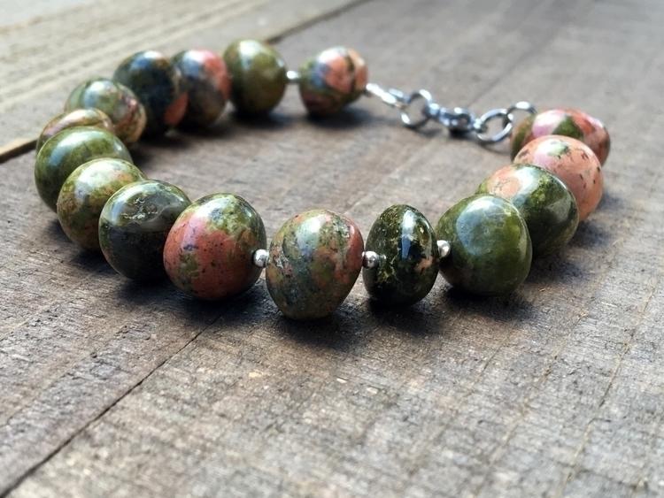 favorite chunky gemstone bracel - kcsboutique | ello