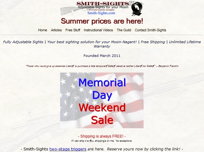 Traditional order page: orderin - smithsights | ello