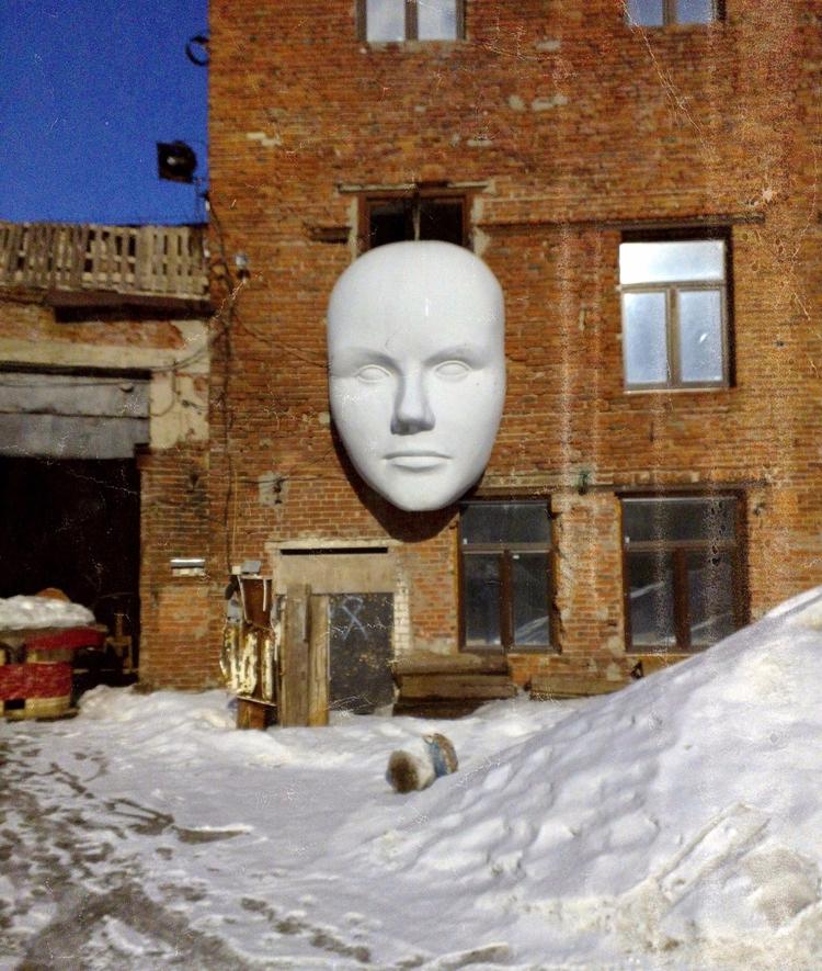 source unknown - sculpture, photography - modernism_is_crap   ello