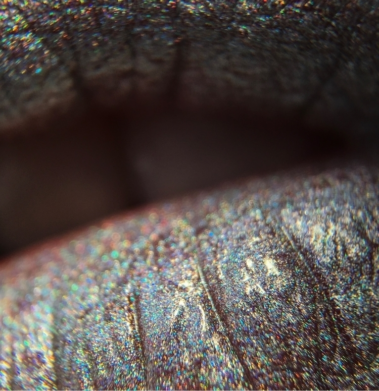 ello, ellophotography, lips, holographic - alexandra23 | ello