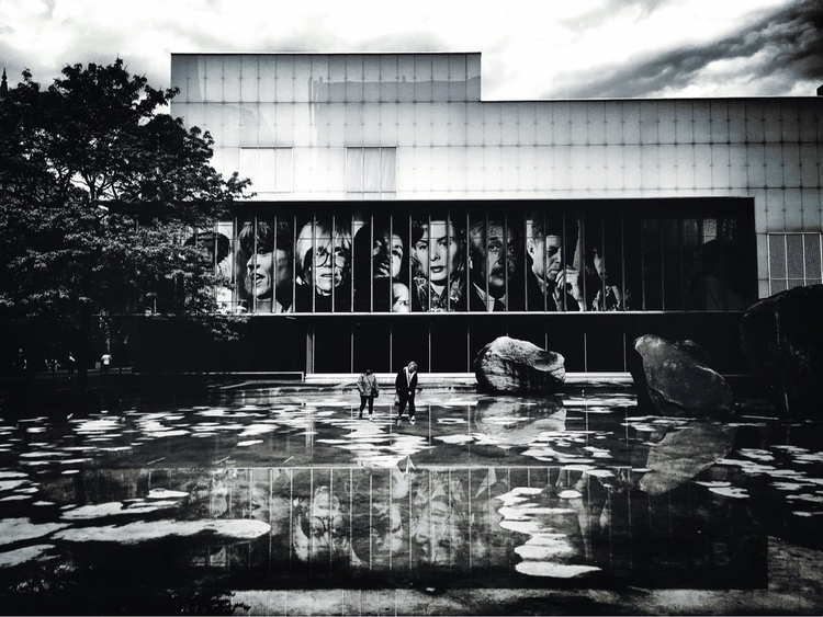 Ryerson Reflection Pool (Toront - dainahodgson   ello