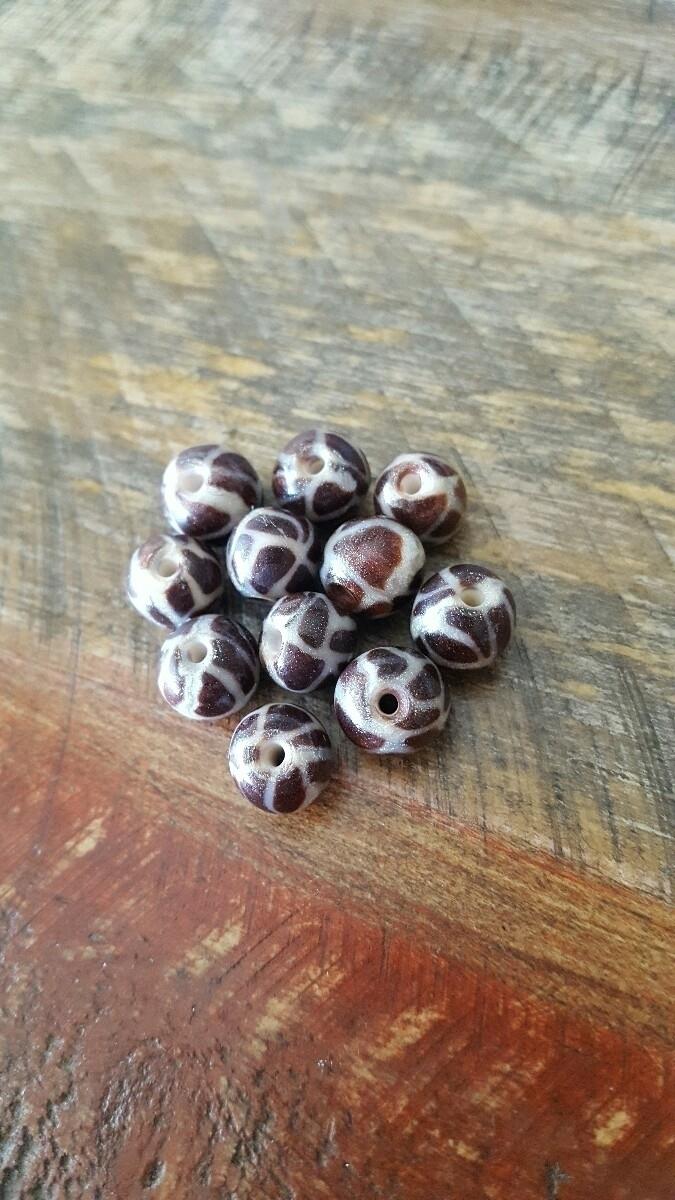 beads awhile sparkly giraffe lo - jadesculpts | ello