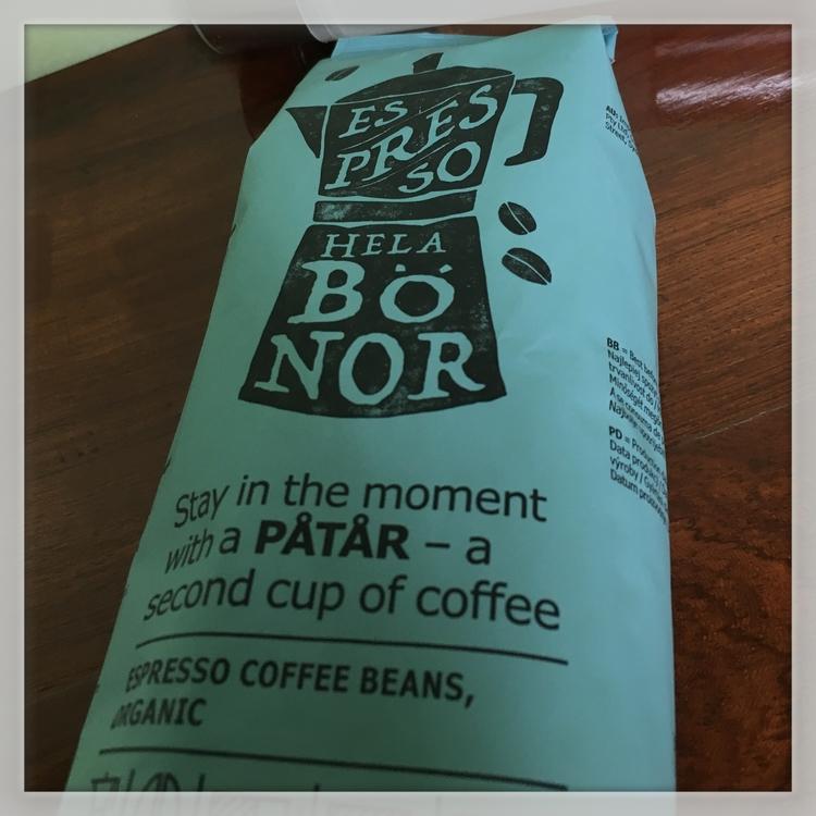 cup - ikea, påtår, organic, espressocoffeebeans - thanapat | ello