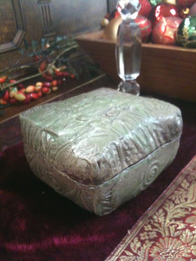 Ceramic Box  - desertnightsstudio - desertnightsstudio   ello