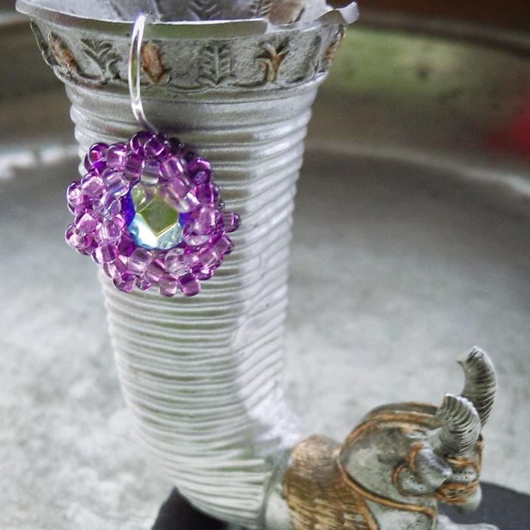 small coloured gradient petals - haleh_creates | ello