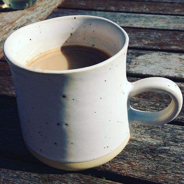 Coffee sun, Summer days  - fallingsakura | ello