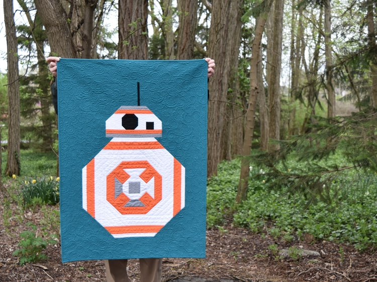 BB-8! Pattern Fun quilting show - runsewfun | ello