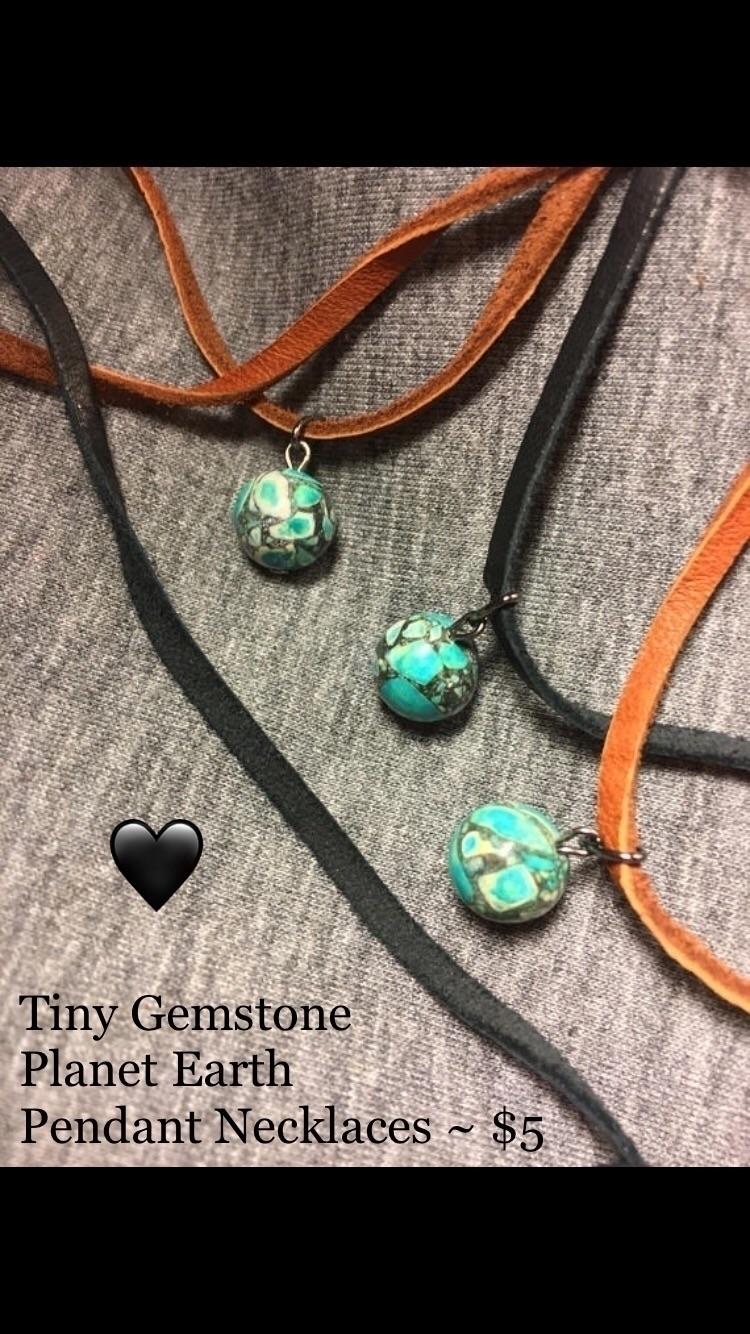 ~ cute, necklaces feature mosai - magikaleeinclined   ello