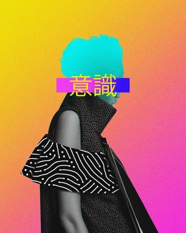 • Conscience Instagram Prints - Abstract - dorianlegret | ello