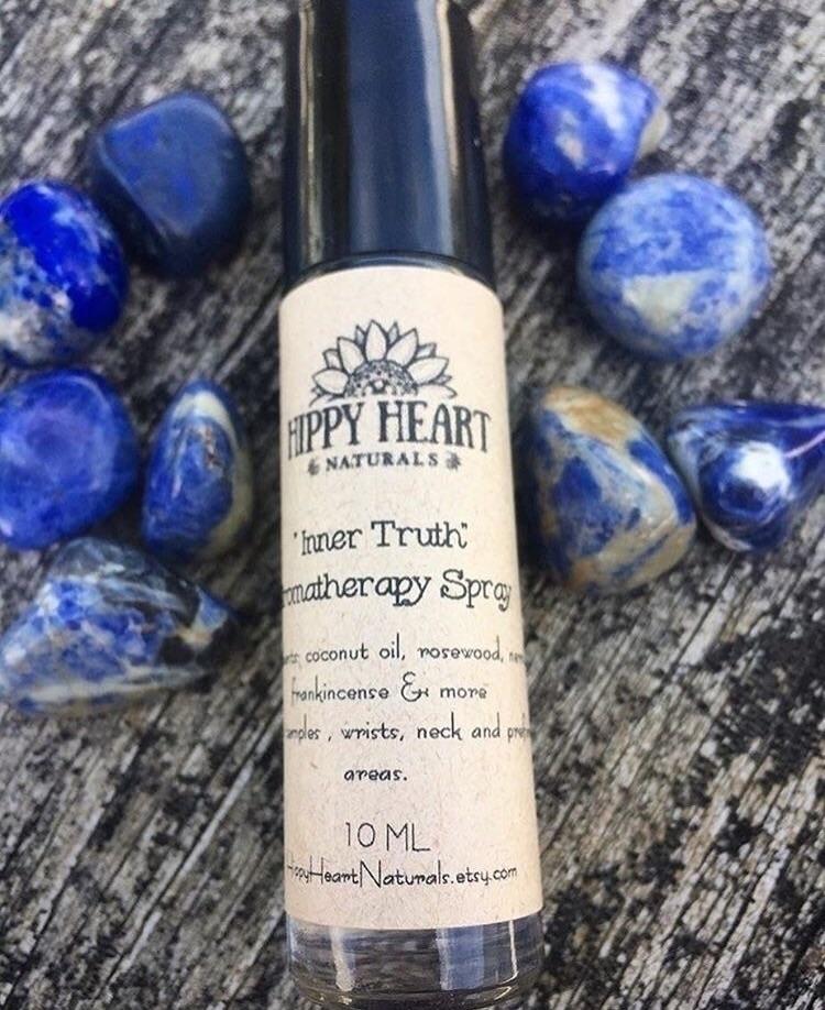 Truth aromatherapy roll designe - hippyheartnaturals | ello