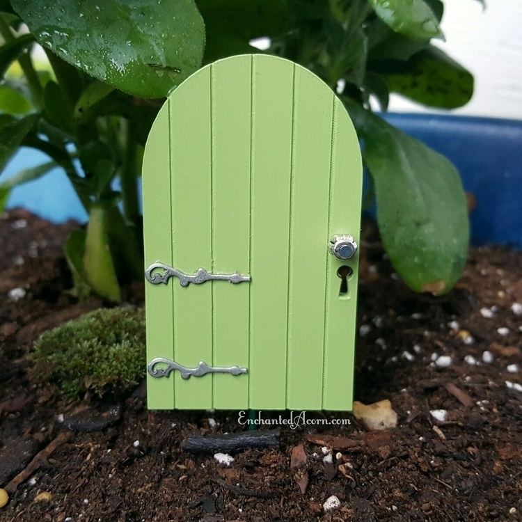 typical fairy doors designing h - fairygardens | ello