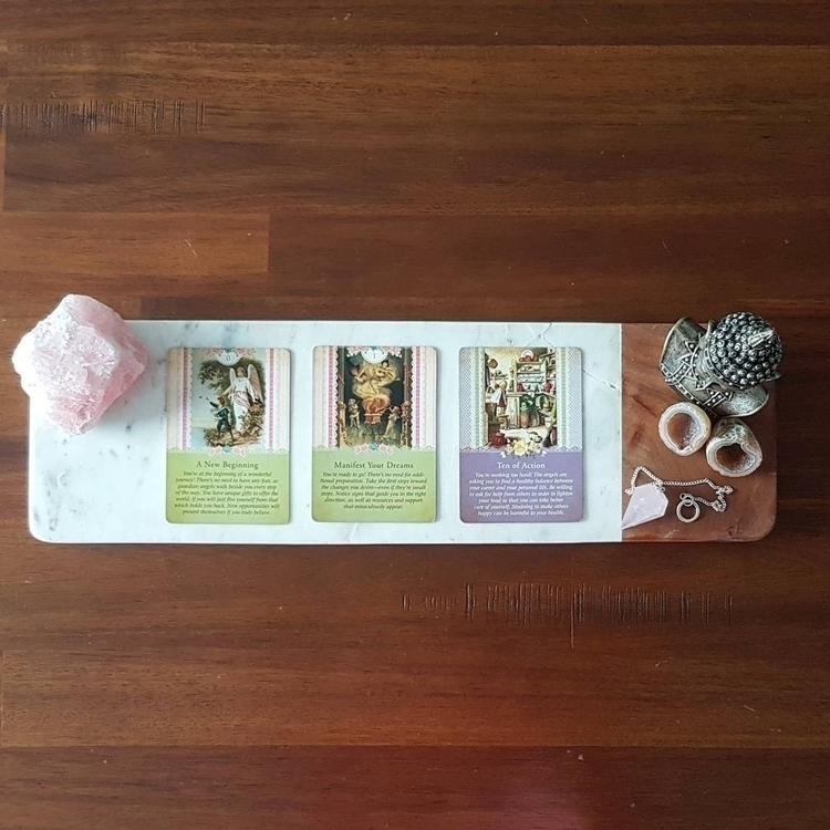 weeks card reveal 1 - beginning - clearmoonbyjessie | ello