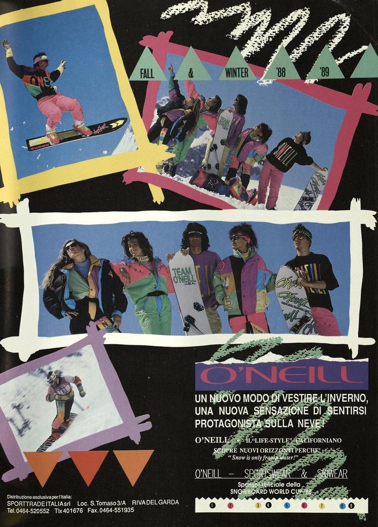 - Fall Winter '88 '89 - design, fashion - modernism_is_crap | ello