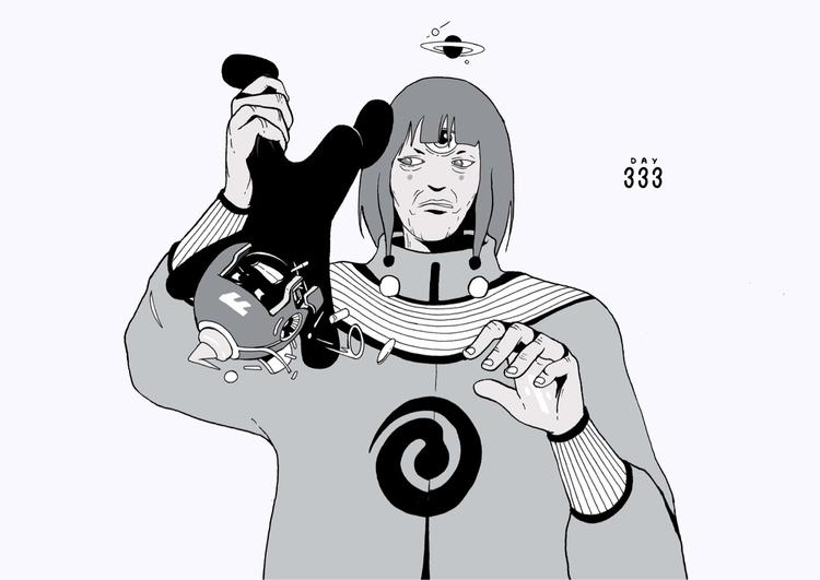 Day 333/365: Problems Kid - illustration - 1sles | ello