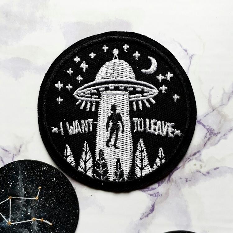 | - spaceship, space, ufo, stars - reinra | ello