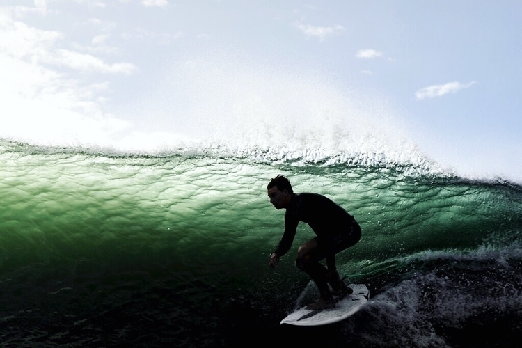 Wave shade - georgekettle | ello
