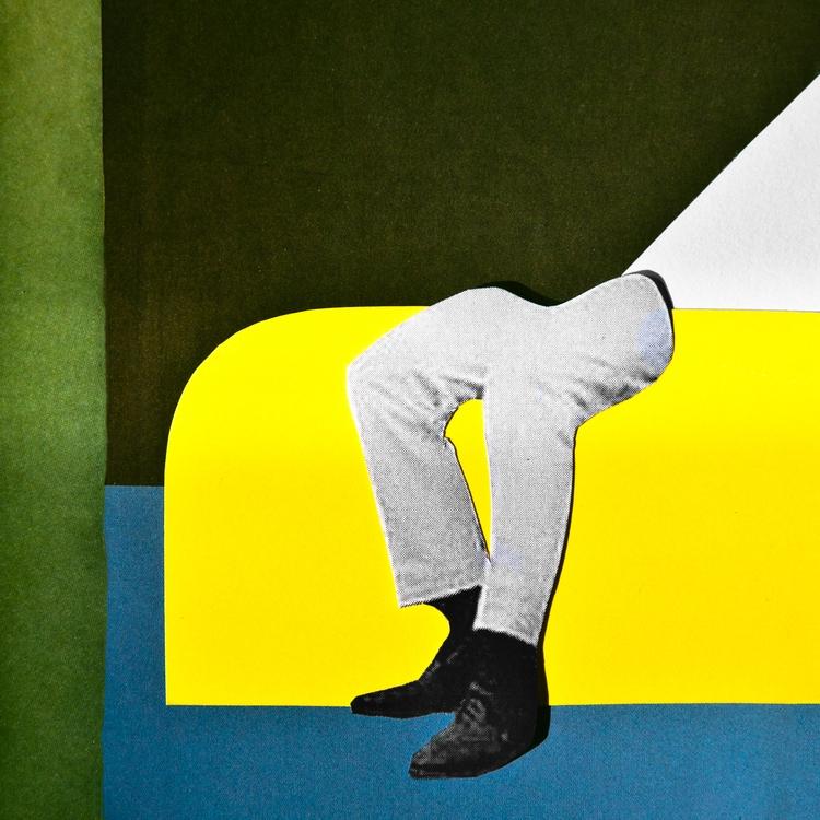 Comfort bench Day 25/100 Legs m - jarlescheanyema | ello