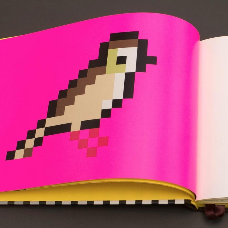 Eurasian Sparrow - LouisVuittonTravelBook - eboy | ello