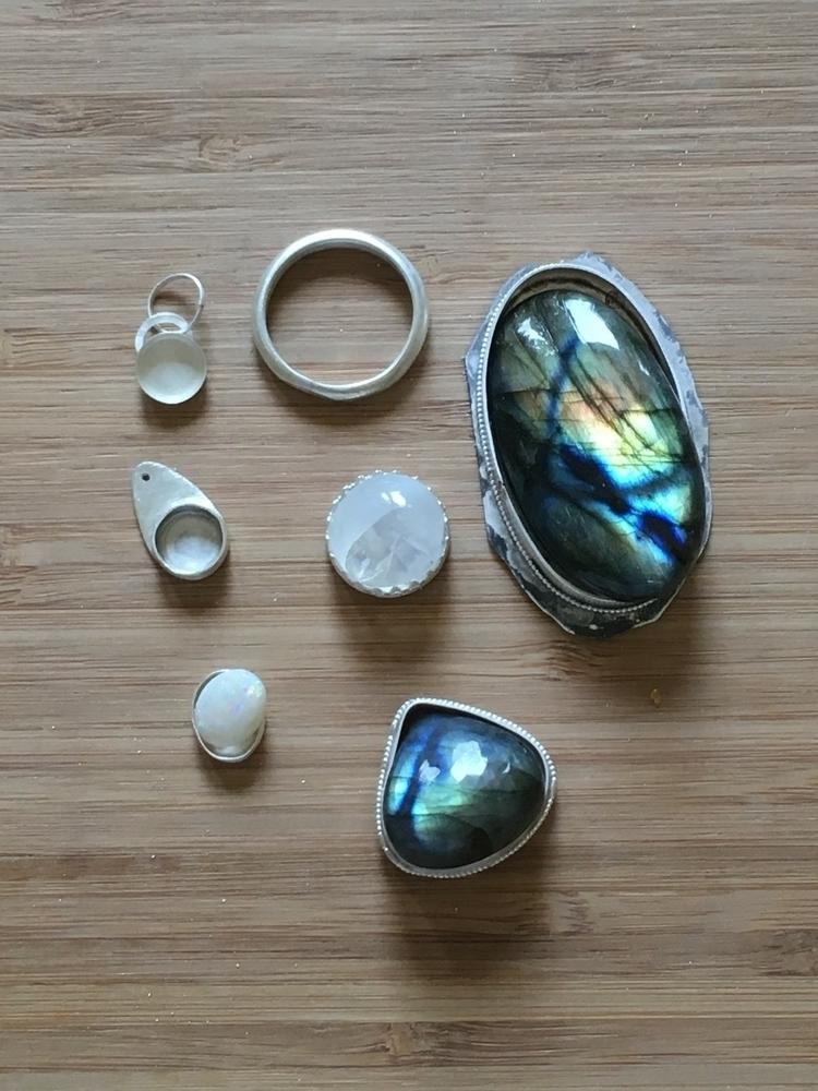 Projects - onthebench, silversmith - beth_johnson_jewellery | ello