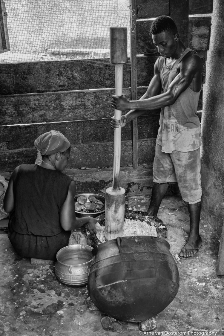 People Accra - ghana, accra, photography - arnevanoosterom | ello