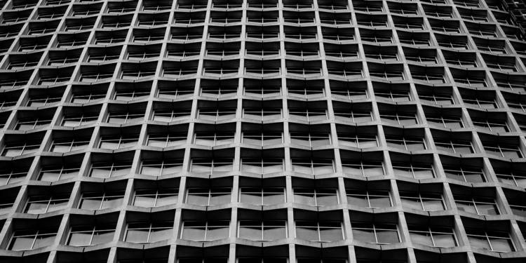 brutalist architecture: centre  - salz | ello