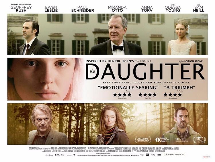 Review: Η Κόρη - Daughter - alexandroskyriazis | ello