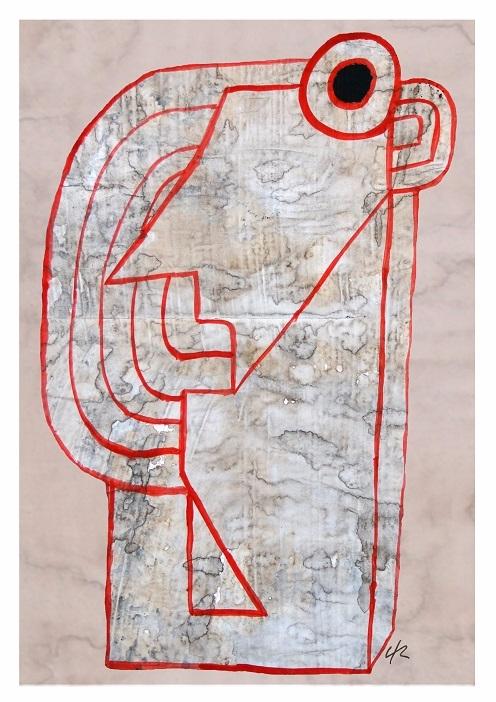 Labyrinth, A4 Print - print, cubism - clramalhao | ello