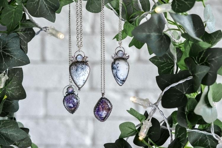 pendants listed tomorrow Dendri - bcreek   ello