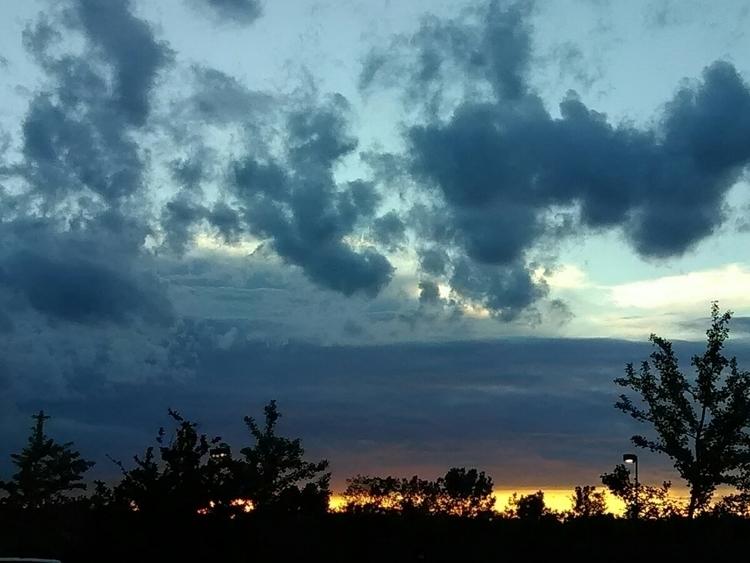 clouds beautiful - systeminthestars | ello