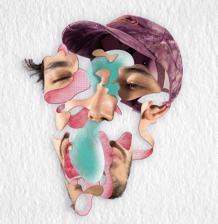 Photoshop Art Work - tomrouleau   ello